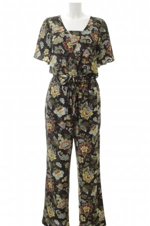 Marie Lund Jumpsuit Blumenmuster Casual-Look