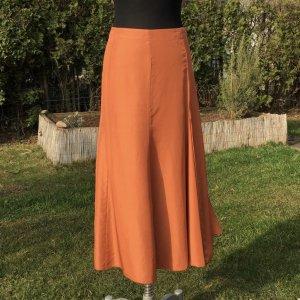 Mariella Burani Maxi Skirt orange-dark orange