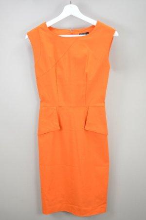 Mariko Kleid orange Größe 38