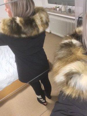 Mariko Giacca di pelliccia nero