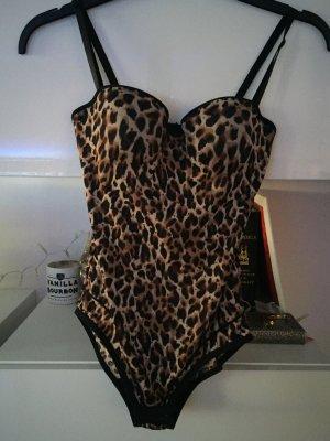 Marilyn Monroe Leopard Leo Body Gr M/L neu