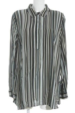 Marina Rinaldi Tunikabluse Streifenmuster Casual-Look