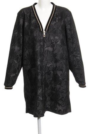 Marina Sport Long Jacket black casual look