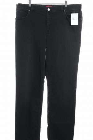 Marina Sport Slim Jeans anthrazit Casual-Look