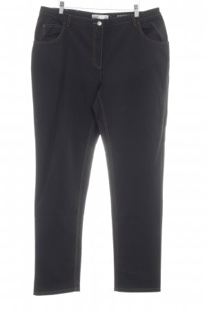 Marina Sport Strapped Trousers black casual look