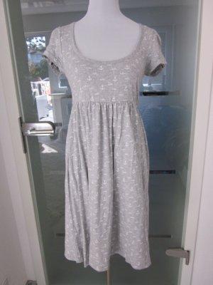 Marine Sweatshirt  Kleid Grau EDC Gr S/M