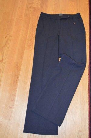 Marineblaue Hose von Mexx mit geradem Schnitt