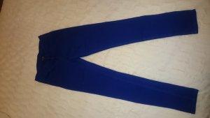 Marineblaue Röhrenhose von Pieces