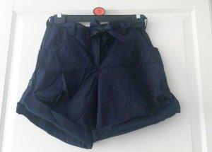 marineblaue Shorts, Größe XS
