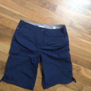 Marineblaue Shorts von Aigle in Größe 38