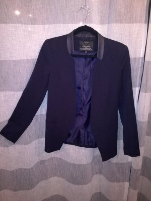 Only Blazer blu scuro