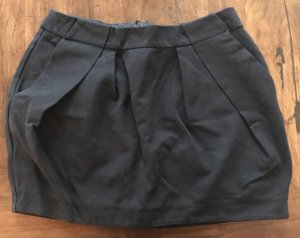Mango Skirt dark blue
