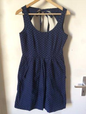Marineblaues Kleid von Comptoir des Cotonniers
