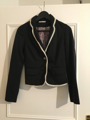 Be only Blazer in jersey multicolore Poliestere