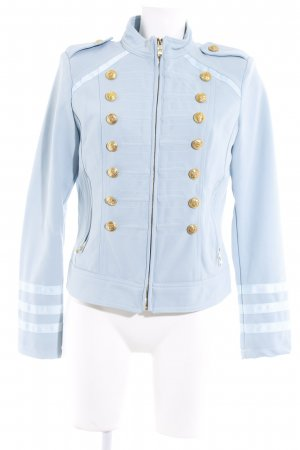 Naval Jacket baby blue navy look