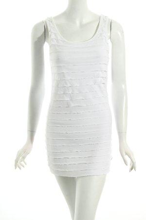Marinepool Top long blanc style classique
