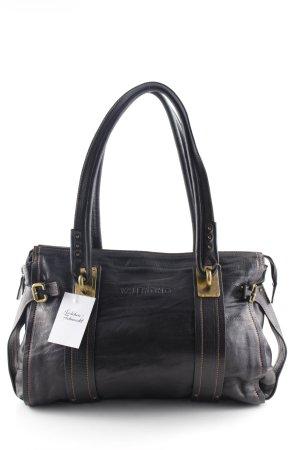 Mario Valentino Handtasche schwarz Casual-Look