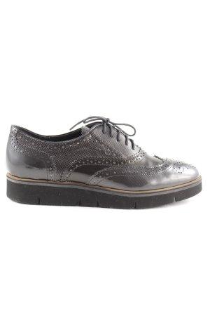 Maripé Budapest schoenen zwart zakelijke stijl