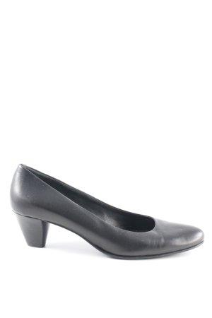 Maripé High Heels schwarz Casual-Look