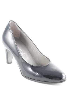 Maripé High Heels schwarz schlichter Stil