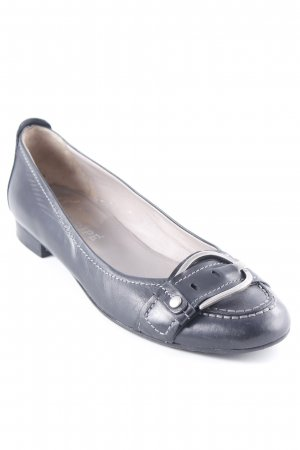 Maripé Patent Leather Ballerinas black casual look