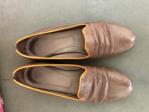 Maripe Loafer braun orange Gr. 39