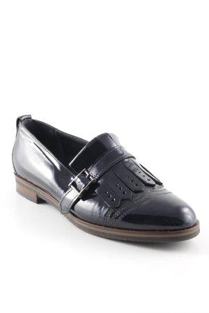 Maripé Schlüpfschuhe schwarz Elegant