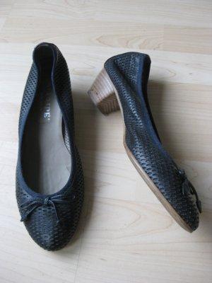 Maripé Schuhe, Größe 39, blau