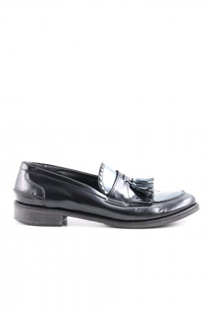 Maripé Slippers black business style