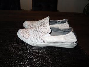 MARIPE Sneaker, weiß/silber, Gr. 37!!