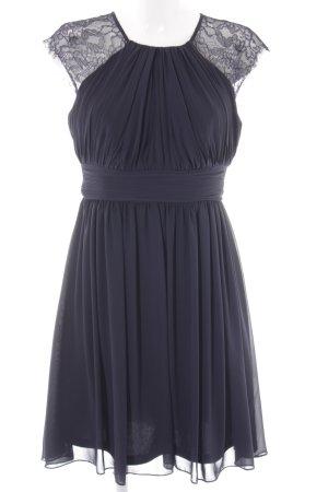 Mariposa Abendkleid dunkelblau Elegant