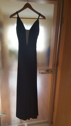 Mariposa Abendkleid Gr.32 schwarz Strass
