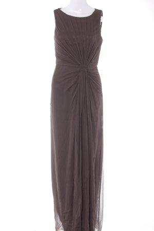 Mariposa Abendkleid graubraun Elegant