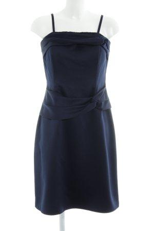Mariposa Bleistiftkleid dunkelblau Elegant