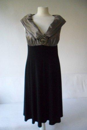Mariposa Kleid schwarz gold 40  Event Party Top zustand