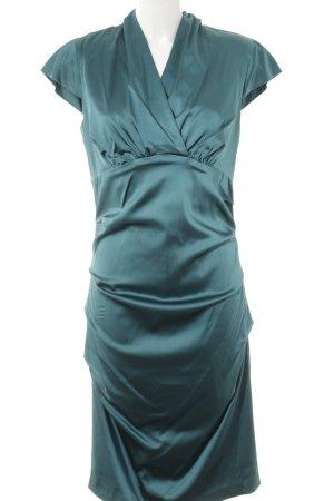 Mariposa Midikleid kadettblau Elegant
