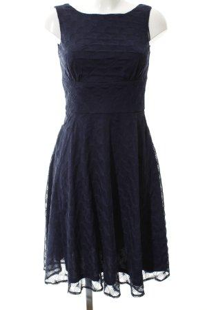 Mariposa Spitzenkleid dunkelblau Elegant