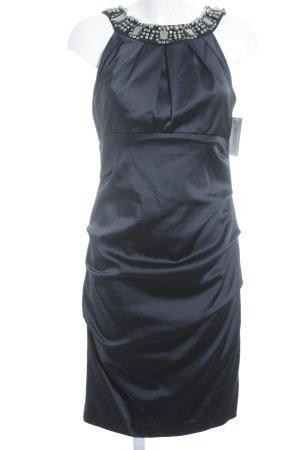 Mariposa Trägerkleid dunkelblau Elegant