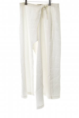 Mariposa Wraparound Skirt white casual look