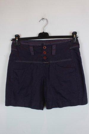 Marithé et FRANCOIS GIRBAUD Shorts Gr. 34 lila