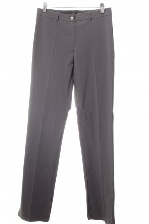 Marithé + Francois Girbaud Suit Trouser dark grey business style