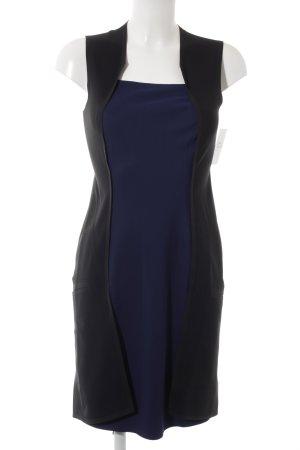 Marithé + Francois Girbaud Abito longuette nero-blu scuro elegante