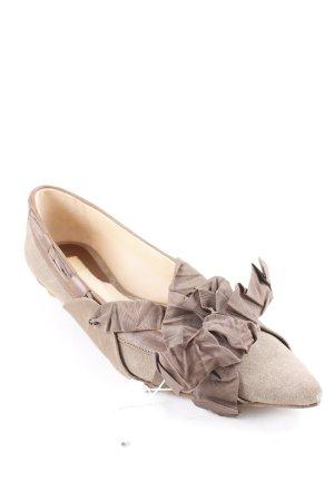 Marithé + Francois Girbaud faltbare Ballerinas mehrfarbig Elegant