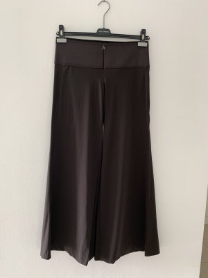 Marithé + Francois Girbaud Palazzo Pants dark brown
