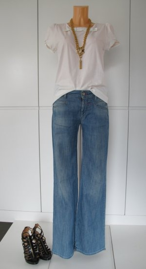 Marithé + Francois Girbaud Jeans, Größe 27, Kult, Im Sommer up to date Hoher NP!