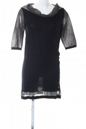 Marithé + Francois Girbaud Long Shirt black-gold-colored casual look