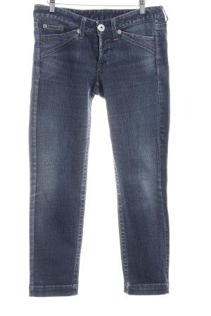 Marithé + Francois Girbaud Straight-Leg Jeans blau Casual-Look