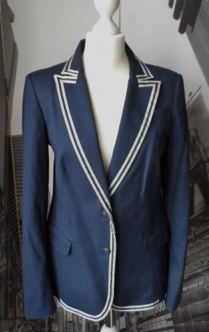 maritimer Tommy Hilfiger Blazer Gr. 10 (40) dunkelblau sehr wenig getragen