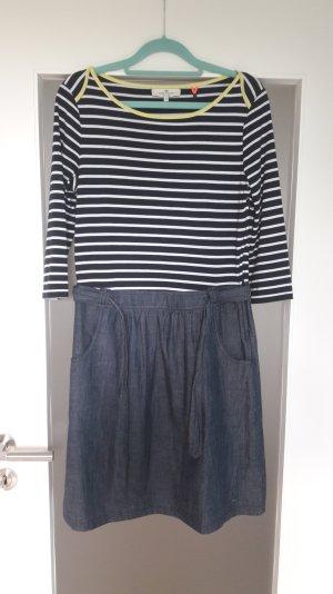 Maritimes Jeans-Kleid von Tom Tailor