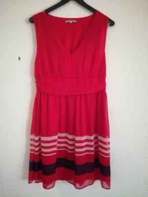 Maritimes Kleid in Gr. 38